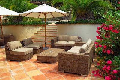 fotos de muebles de jardin - Fotos de Muebles de Madera Reciclados, Muchas Ideas