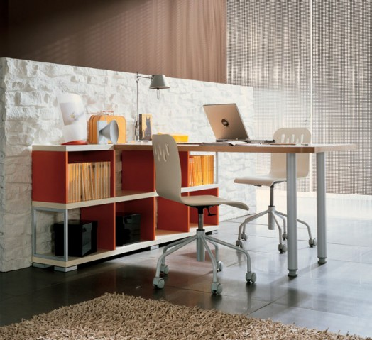 Escritorios y muebles Corazzin para niños  Decoracion Endotcom