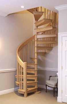 pon linda tu casa escaleras caracol. Black Bedroom Furniture Sets. Home Design Ideas