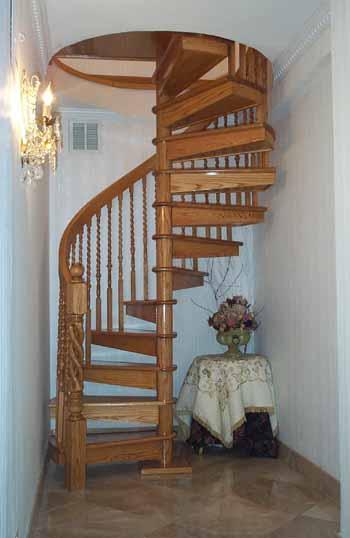 Pon linda tu casa escaleras caracol for Escaleras de caracol