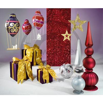 Web de la navidad como adornar una tienda en navidad - Adornar escaparate navidad ...