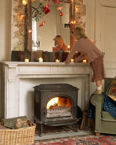Web de la navidad noviembre 2010 - La chimenea decoracion ...