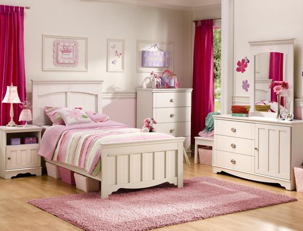 Dormitorio para chicas recamara para jovencitas for Decoracion muebles dormitorio