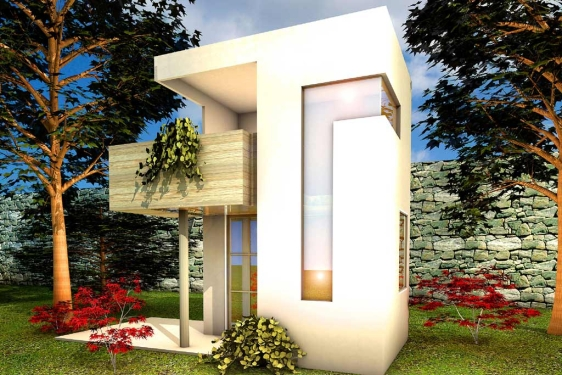 Pon linda tu casa casas divinas - Casas de plastico para jardin ...