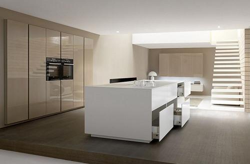 Cocina super moderna de comprex decoracio nesdotcom for Cocinas super modernas