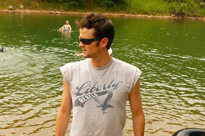 My hot husband!!