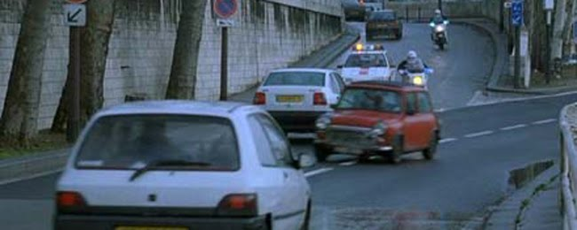 the bourne supremacy car chase