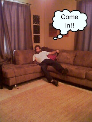 come in couch