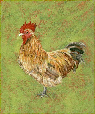 Chicken Art Nuvo