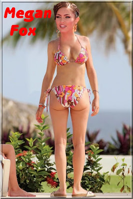 megan fox bikini You will see some blogs using key words from big news ...