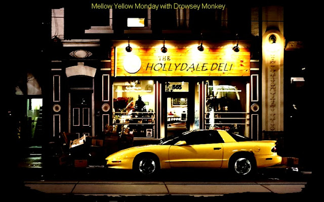 hollydale deli and yellow camaro