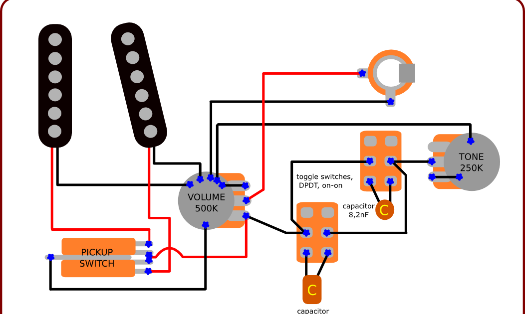 the guitar wiring diagrams and tips gentle tone another guitar wiring schematic