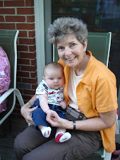 Great Aunt Rita and Ethan