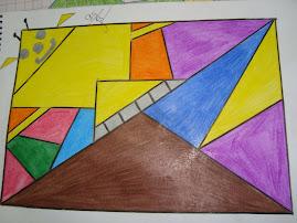 Produção de desenho geometrico