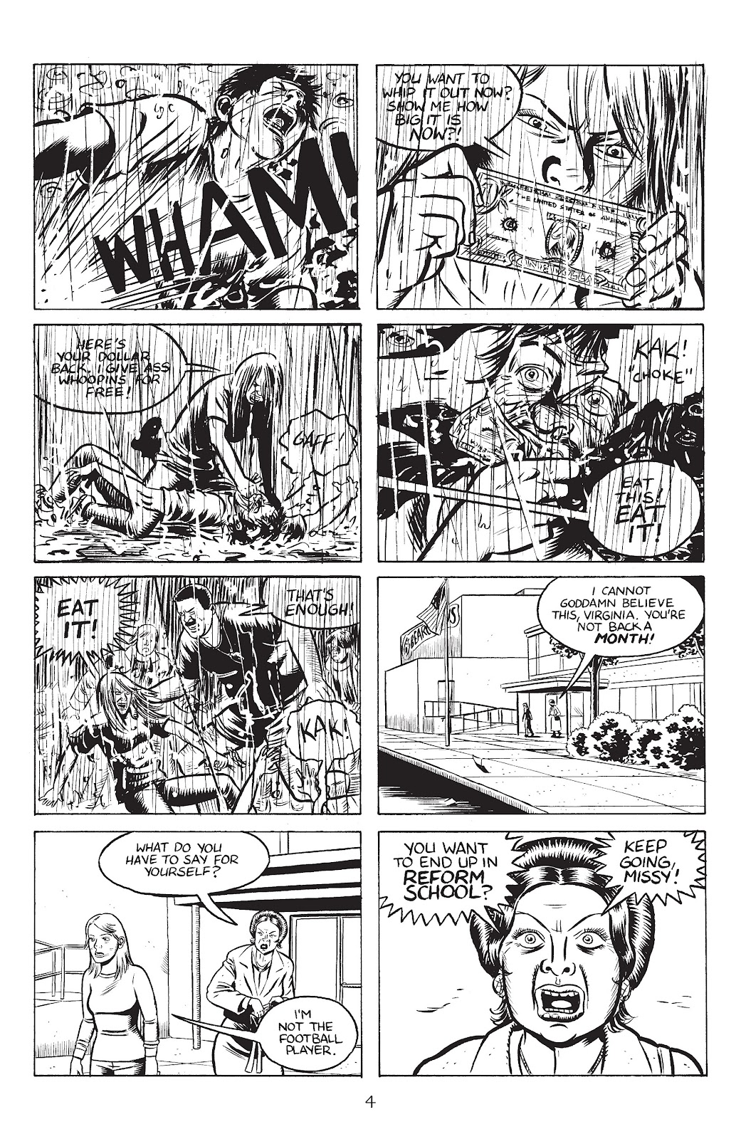 Stray Bullets Issue #33 #33 - English 6