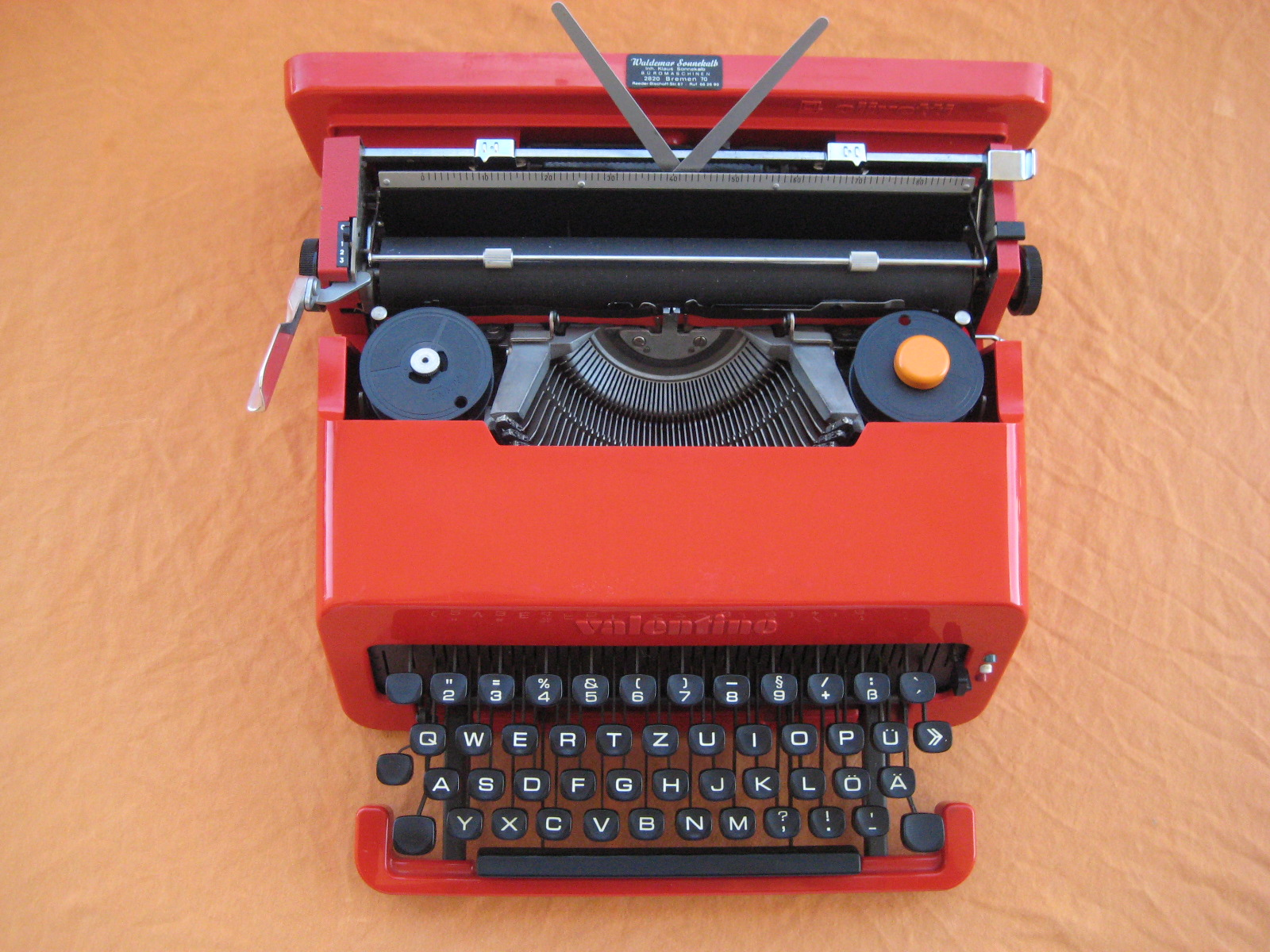 Olivetti Valentine