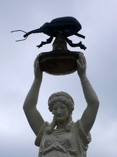 the boll weevil plague essay Enterprise is famous for the boll weevil monument, a large monument of a woman holding a boll weevil, which is located in the middle of main street the city erected the statue because the destruction of the cotton crop by the boll weevil had led to agricultural diversity,.