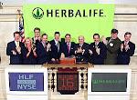 Herbalife Terdaftar di Burse NYSE