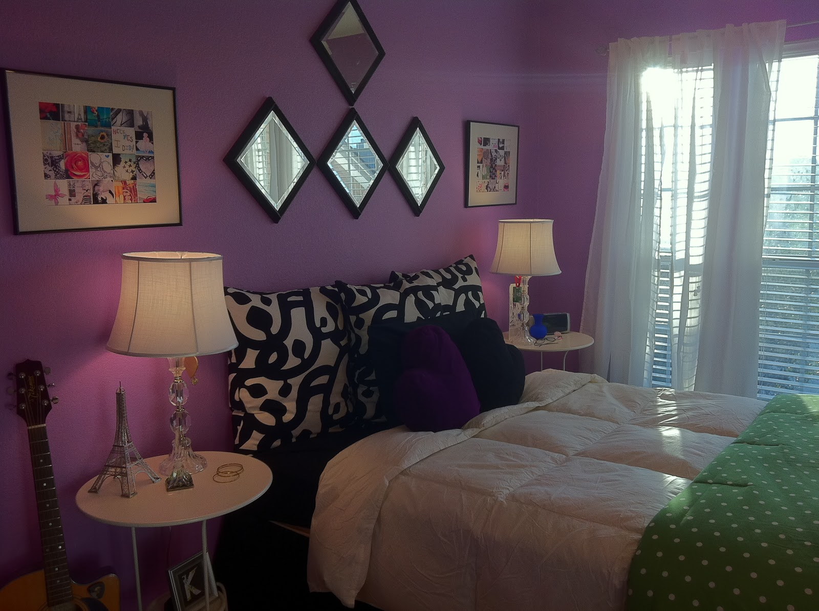 Window Treatments for Teen Rooms | Bamboo Blinds