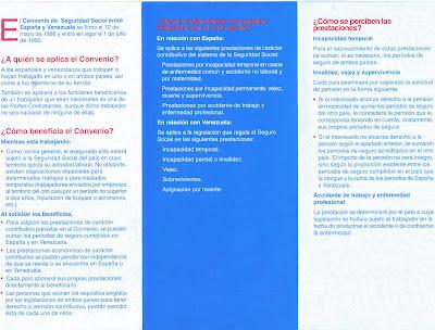 Inmigraci n una oportunidad convenio de seguridad social for Convenio oficinas y despachos tenerife