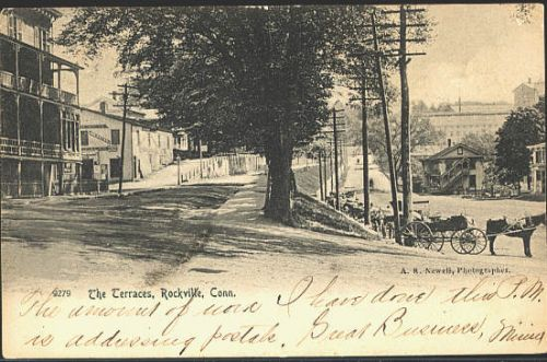 John Tuohy S Connecticut History Rockville 1905