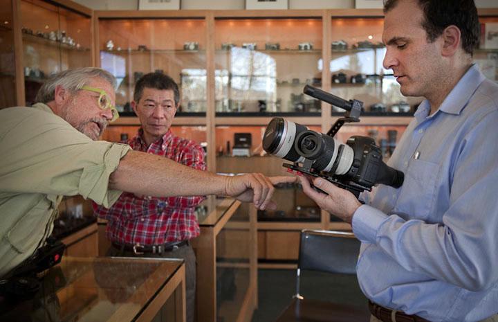 Camera West Blog: Bruce Dorn DSLR Video Presentation
