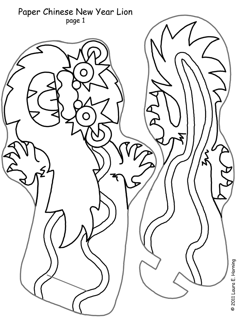 holiday coloring pages chinese dragon head coloring page chinese new year dragon mask chinese new - Chinese Dragon Head Coloring Pages
