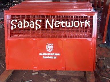 Gerobak Sampah Kalimantan