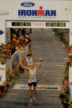 Ironman 2009 Finish