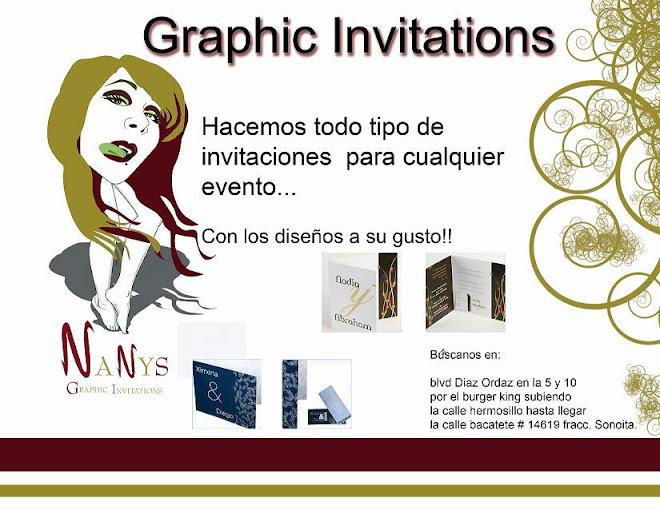 Flyer empresa Invitaciones