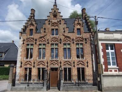 Bienvenue en france bienvenue chez les ch 39 ti le nord for Architecture flamande