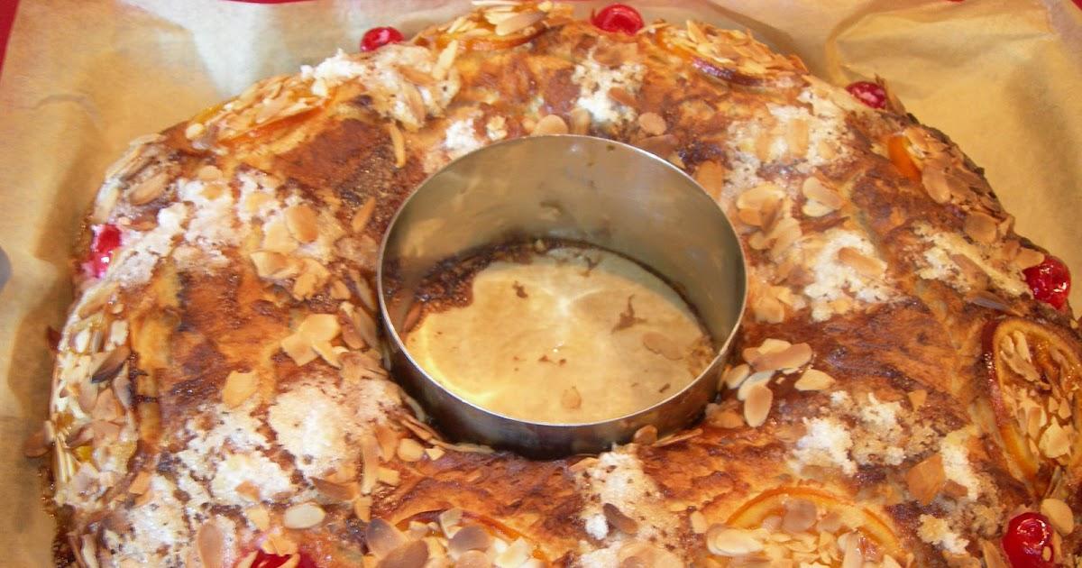 Cocinando entre olivos rosc n de reyes for Cocinando entre olivos