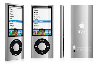apple ipod nano 5th generation