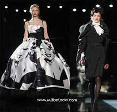 ismét divatban Marilyn Monroe