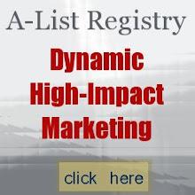 A-List Registry - Marketing