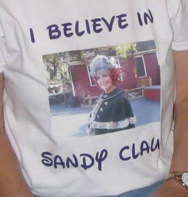 Sandy T-Shirt Fundraiser