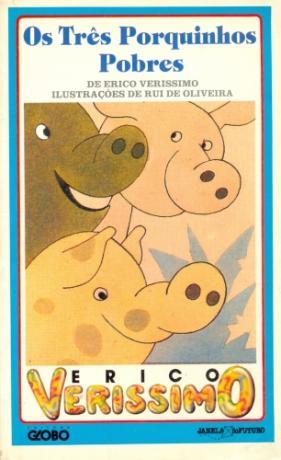 Encantamentos Literários: Os três porquinhos pobres
