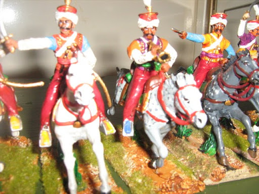 Quantrill's Toy Soldiers