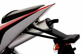 Kreto CB  Yamaha F1Z R 2002 Modif Sport Bike Full Fairing