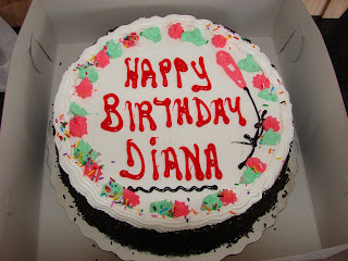 Birthday Cake Images For Diane : ***Diana Evans - Illustration and Design ***: November 2008