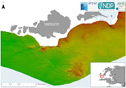 Overview of multibeam sonar coverage achieved from KRY10_04 in Blacksod Bay, . duvillaun large
