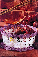 вязаные вазы, вязаные крючком сувениры скачать схемы бесплатно