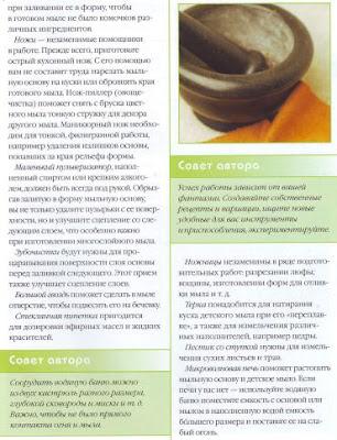 Принадлежности и основа для мыла ручной работы