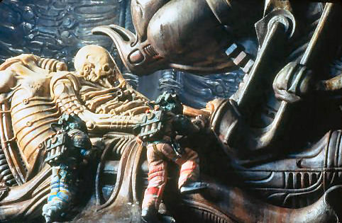 The Space Jockeys