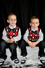 Brenden and Landon