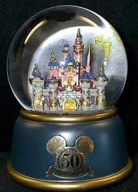 Disney Snowglobes Collectors Guide 50th Anniversary