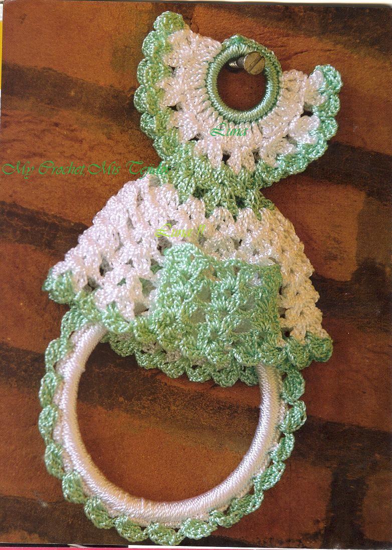 My Crochet , Mis Tejidos by Luna: A Preparar Regalitos para Navidad