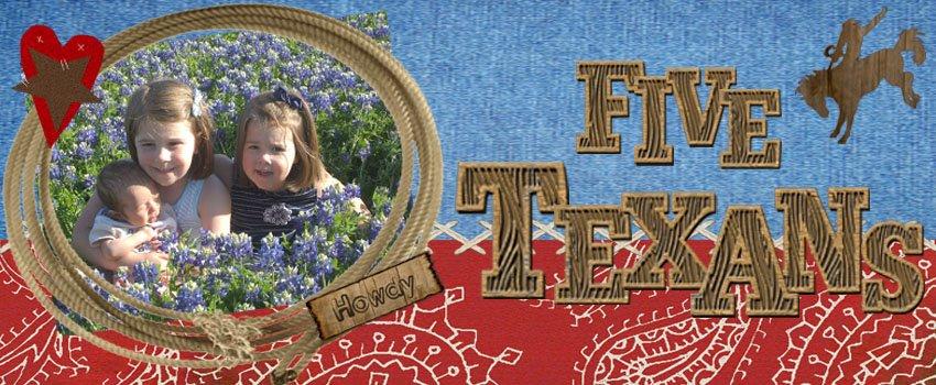 5 Texans