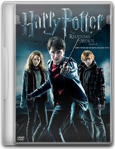 Capa Harry Potter 7: Parte 1 – PPVRip   Dublado