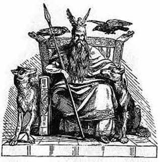 de nordiske guder odin